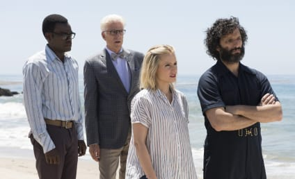 The Good Place: Renewed for Season 3!