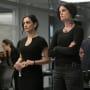 Jane And Nas In The Bullpen - Blindspot Season 2 Episode 5