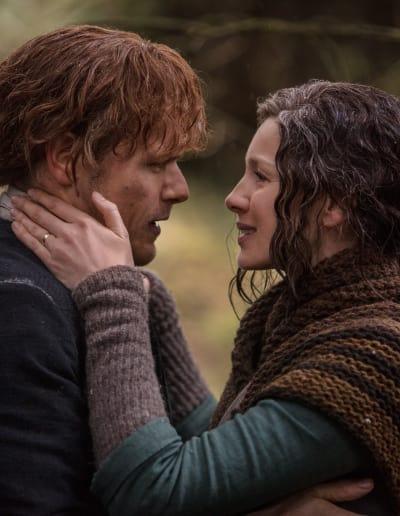 Happy in the Woods - Outlander Season 4 Episode 3