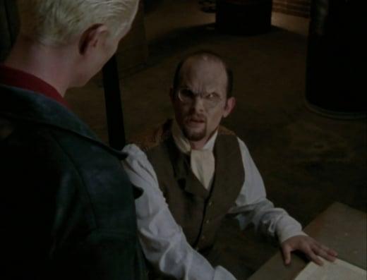 Dalton - Buffy the Vampire Slayer Season 2 Episode 9