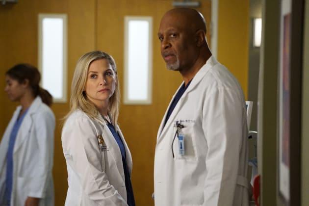 Lines Drawn - Grey's Anatomy Season 13 Episode 14