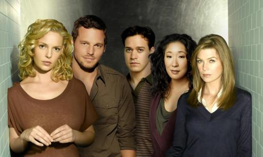 Grey's Anatomy Among 10 Emmy Finalists