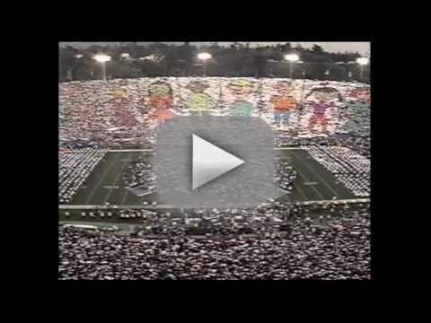 Michael Jackson Halftime Performance