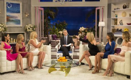 Rehashing the Drama - The Real Housewives of Orange County
