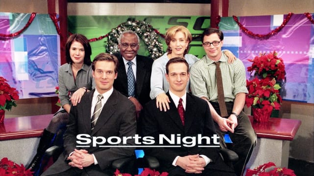 A Gift of Sports Night from Brittany Frederick