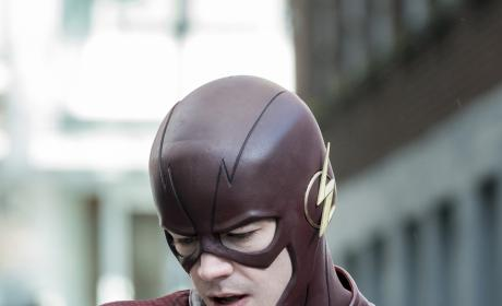 """The Flash Photos from """"The Once and Future Flash"""""""
