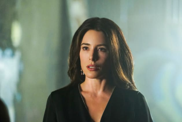 Jaime Murray as Antoinette - The Originals Season 5 Episode 3