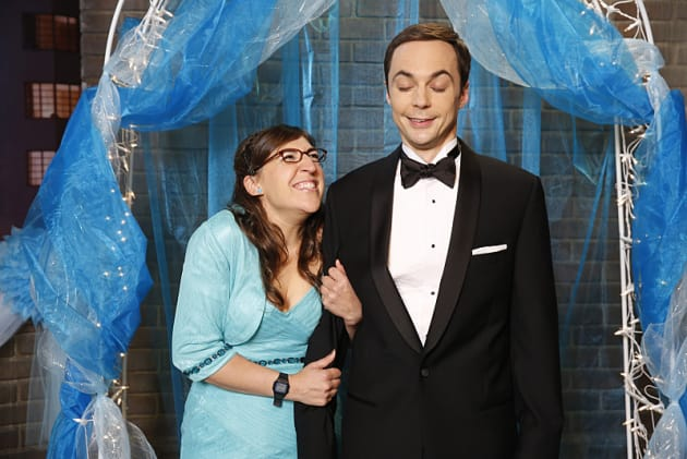 The Big Bang Theory Season 8 Episode 8 Review: The Prom Equivalency ...