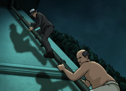 Watch Archer Season 8 Episode 7 Online