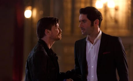 Thanks, buddy - Lucifer Season 1 Episode 12