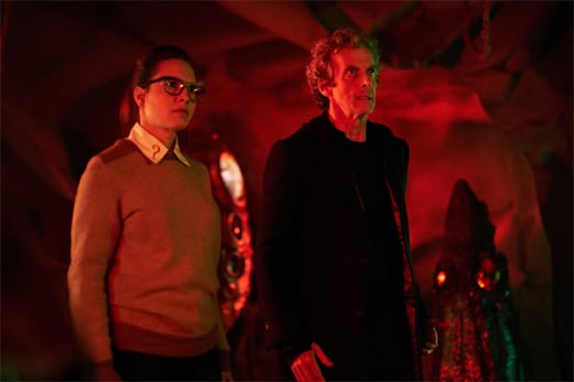 Taking A Final Stand - Doctor Who Season 9 Episode 8