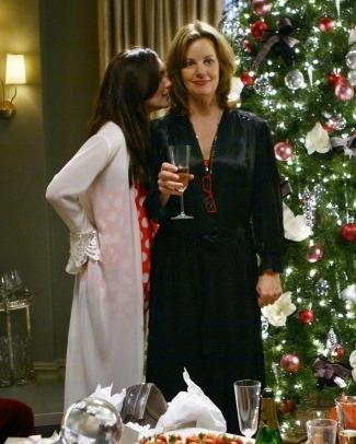 Blair and Eleanor Waldorf