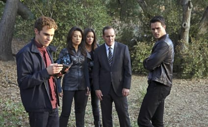 TV Ratings Report: Agents of SHIELD Sets Series Low