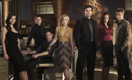 Smallville Cast Photo