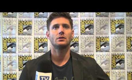 Jensen Ackles Exclusive Interview