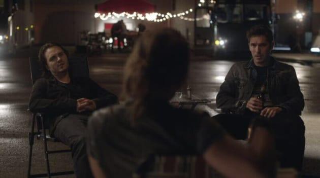 Avery Gunnar on tour - Nashville Season 5 Episode 21