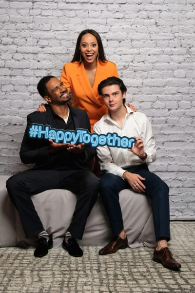 Happy Together Hashtag