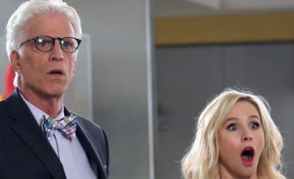 The Good Place: Renewed for Season 2!