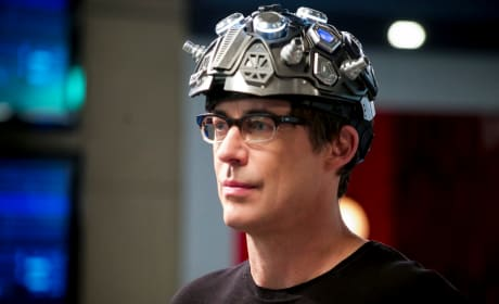 Thinking With The Thinking Cap - The Flash Season 4 Episode 17