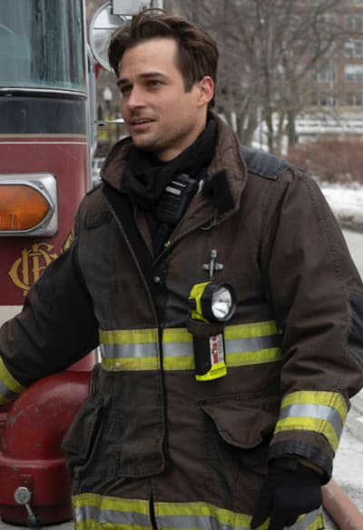 Greg replacement - Chicago Fire Season 9 Episode 8