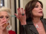 An Unfortunate Run In - The Real Housewives of New York City