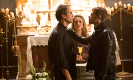 The Originals Photo Gallery: Unexpected Visitors