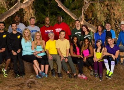 Watch The Amazing Race Season 24 Episode 1 Online