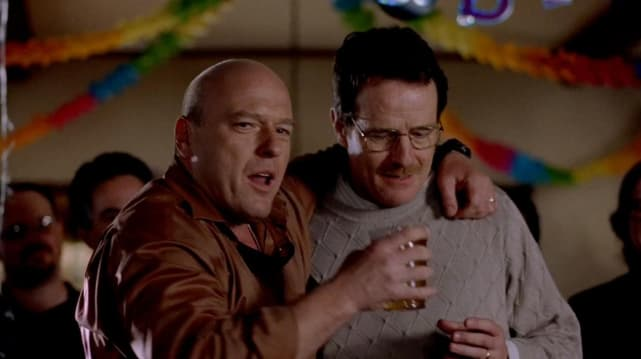 Hank & Walt -- Breaking Bad