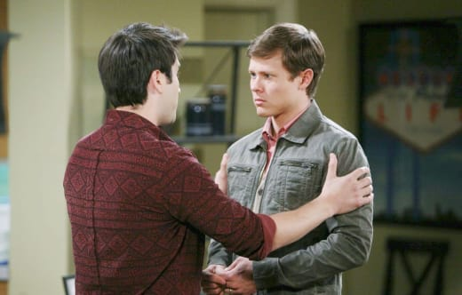 On the Rocks - Days of Our Lives