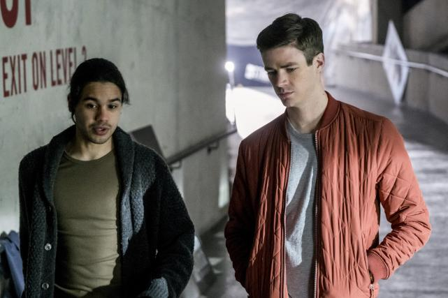 When Barry (Re)Met Cisco - The Flash Season 3 Episode 19