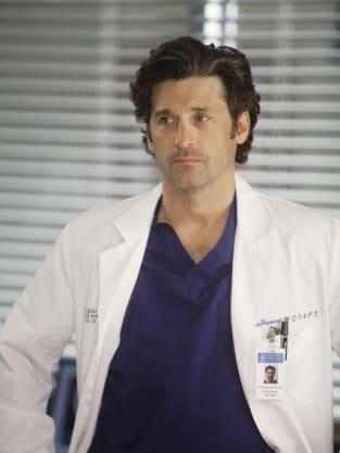 Dr. Derek Shepherd, M.D.