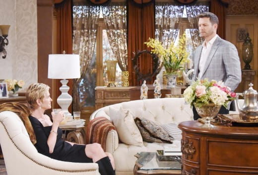 Eve One Ups Brady - Days of Our Lives