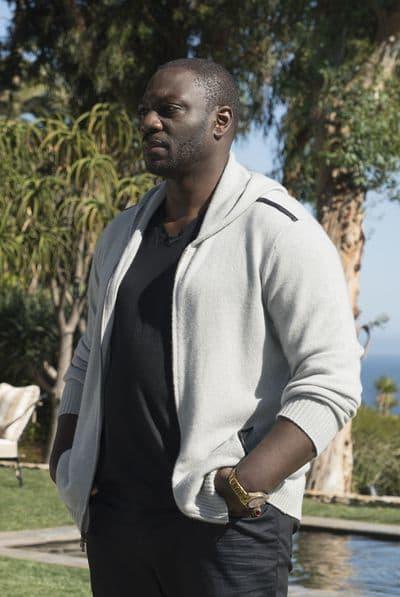 Adewale Akinnuoye-Agbaje as Stevvy Johnson - The Fix Season 1 Episode 1