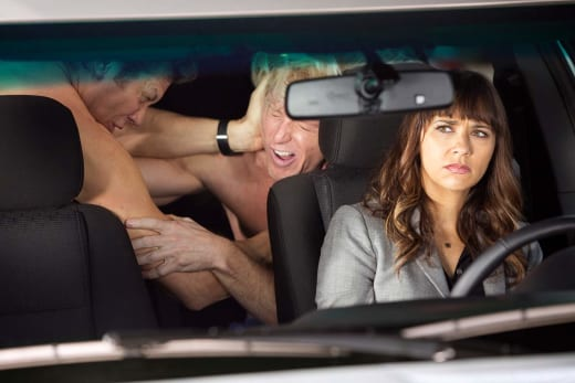 Titty Twister - Angie Tribeca