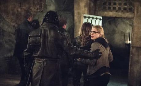 Nooooo! - Arrow Season 3 Episode 22