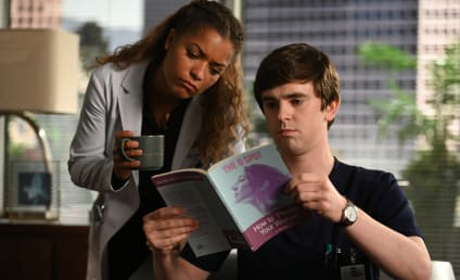 The Good Doctor Season 3 Episode 13 Review: Sex and Death