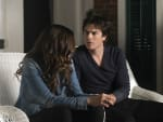 Damon Wonders About the Cure - The Vampire Diaries