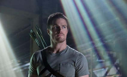 Arrow Review: A Man in a Green Hood