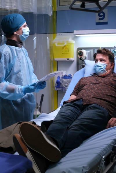 Unlike Anything Else - The Good Doctor Season 4 Episode 1