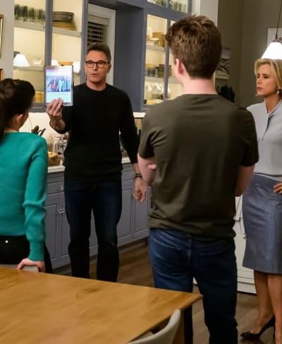 An Angry Family - Madam Secretary Season 5 Episode 18