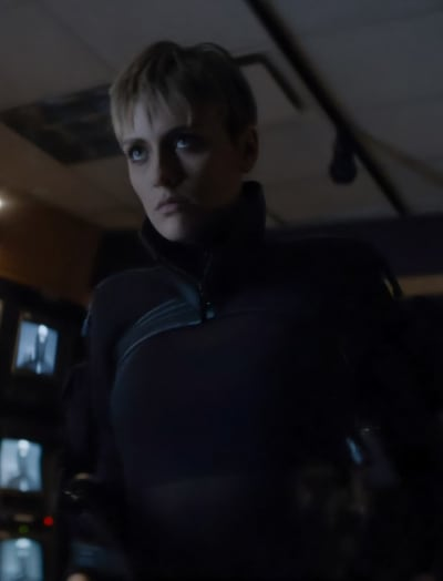 Looking Grim - Batwoman Season 2 Episode 18