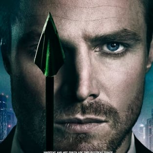 Arrow November Sweeps Poster