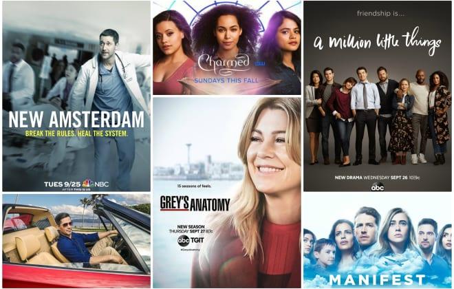 Best Bets on Broadcast: Fall 2018 Weeknight Breakdown