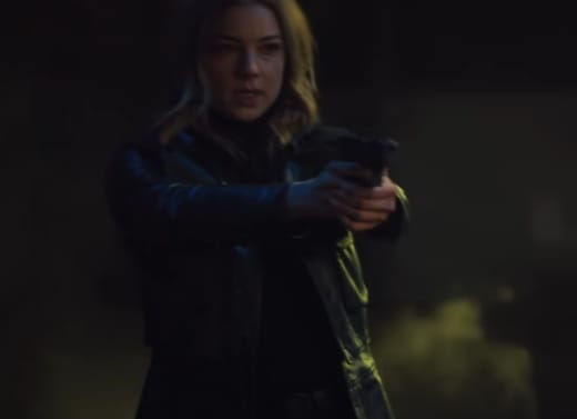 Emily VanCamp on Falcon and the Winter Soldier