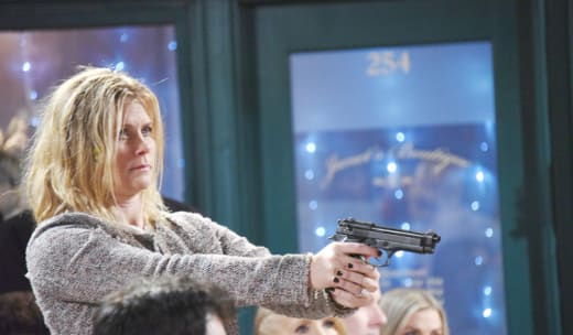 Sami's Got a Gun - Days of Our Lives