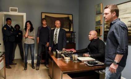 NCIS: Los Angeles Season 8 Episode 23 Review: Uncaged