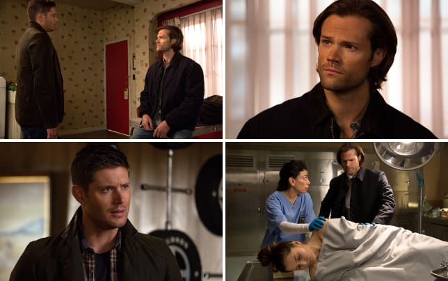 We need to talk supernatural season 11 episode 13