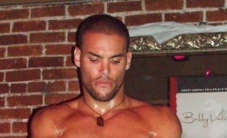 Marcus Patrick, Stripper