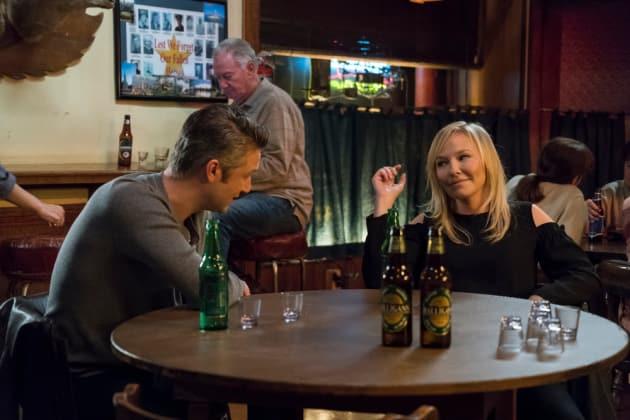 Rollins and Carisi Have a Drink - Law & Order: SVU Season 19 Episode 8