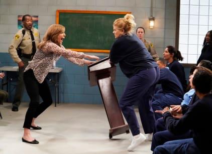 Watch Mom Season 5 Episode 17 Online